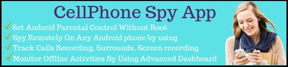 BlurSPY Android spying app