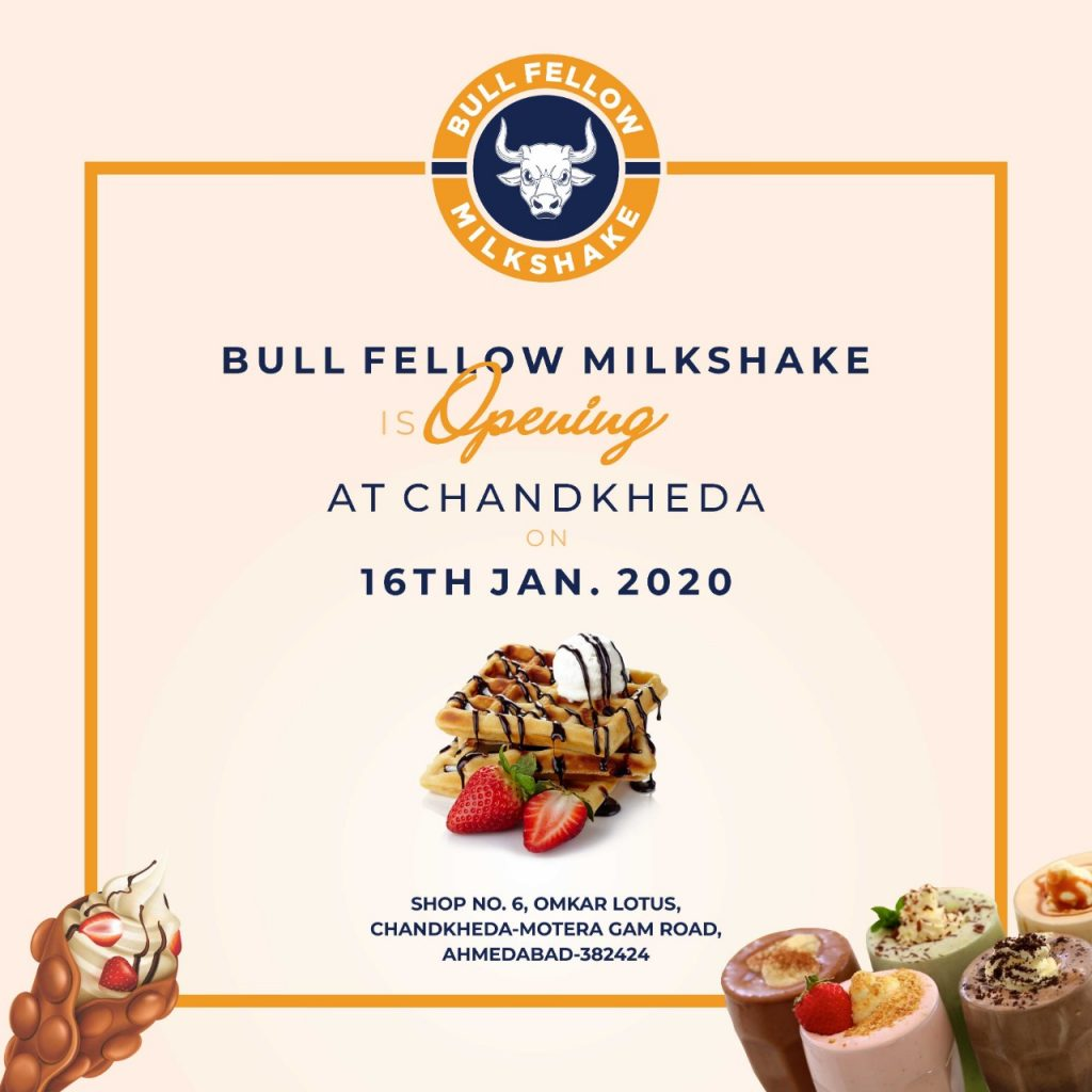 Bull Fellow Milkshake