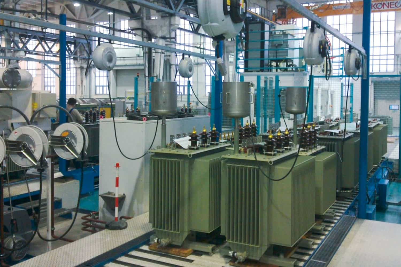 Low Voltage Transformer