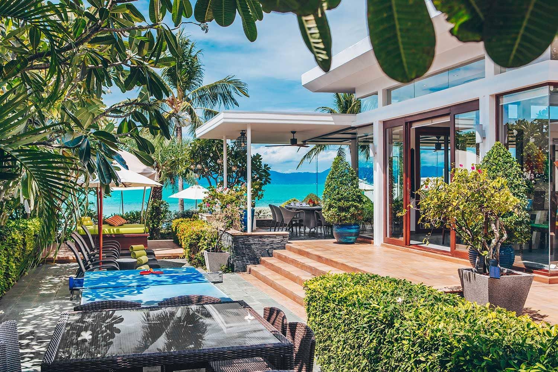 Luxury Beach Villas in Goa
