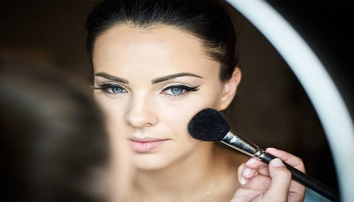 Set Foundation Without Powder For Oily Skin