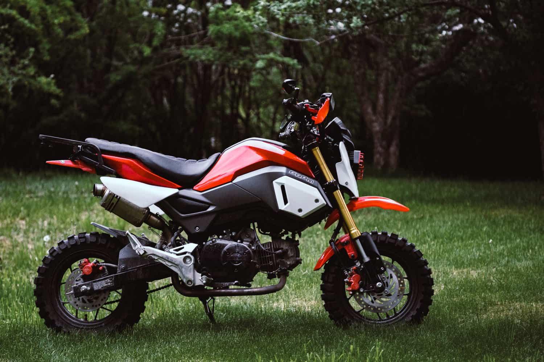 Honda Grom Bike