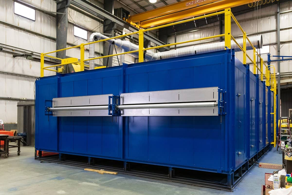 industrial furnaces ovens