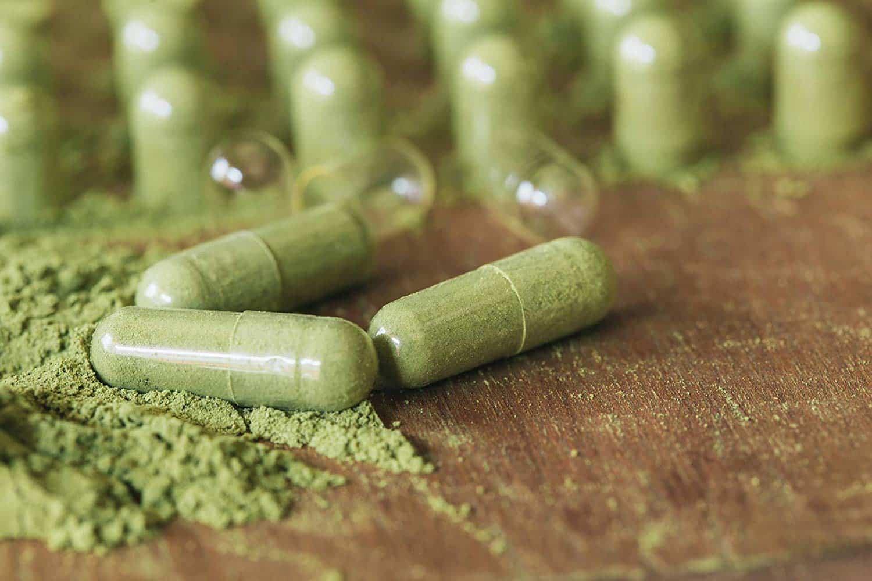 spirulina capsules manufacturers