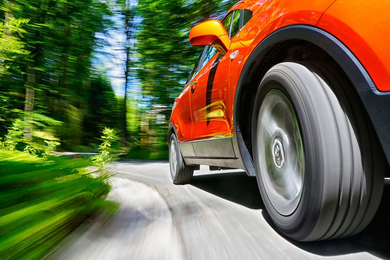Types of Tire Tread