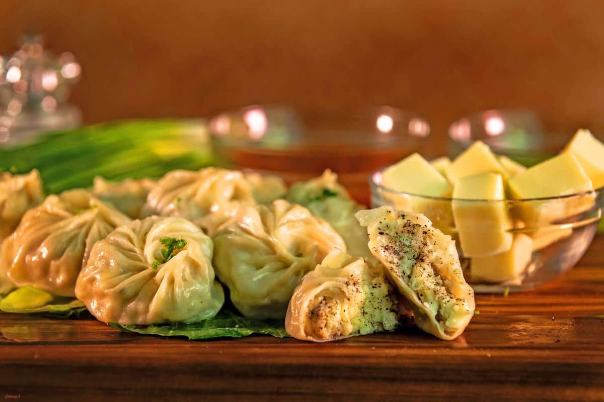 Veg Momo Recipes in India